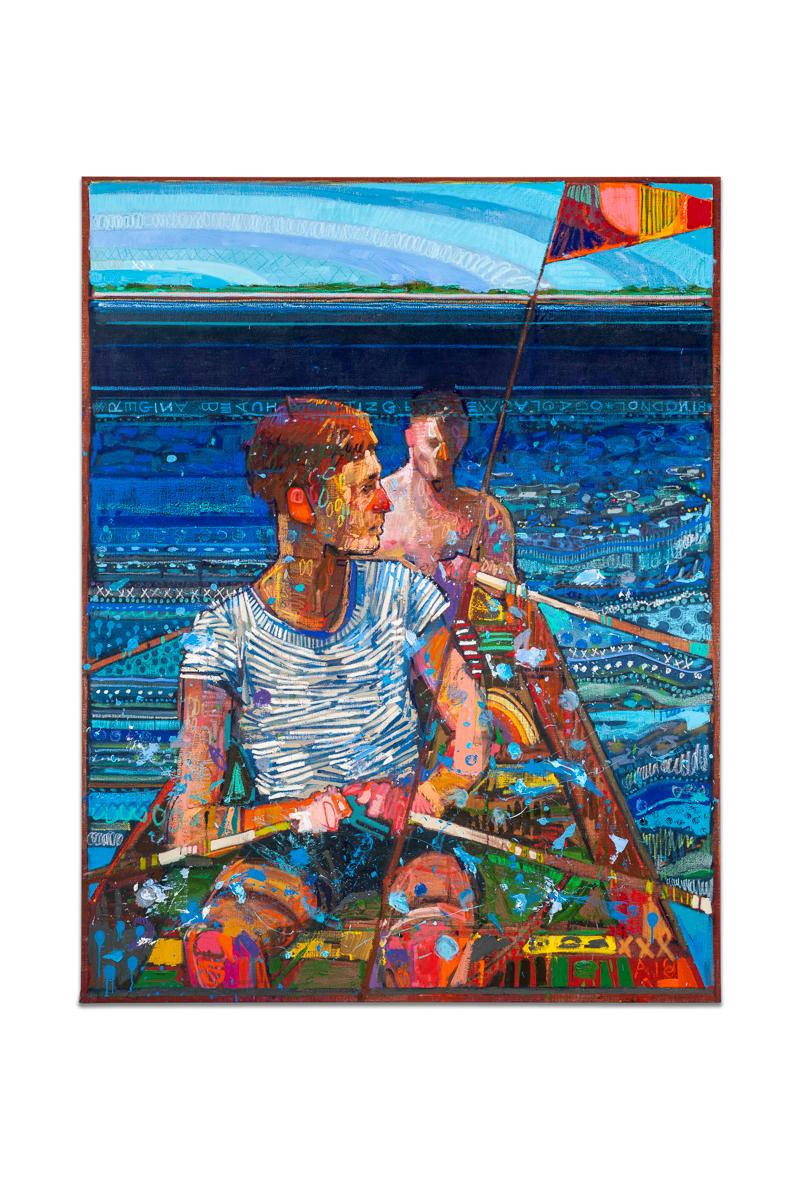 Andrew Salgado, Regina Beach (2018), Oil and Oil Pastel on Linen, 200x155cm LR.jpg