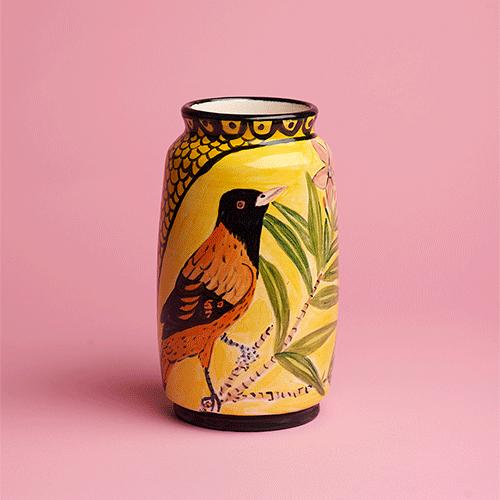 Anna Valdez, Bird Vase, 2019.jpg