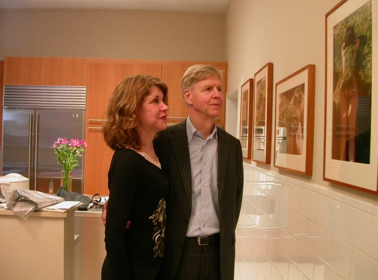 Mari & Peter Shaw