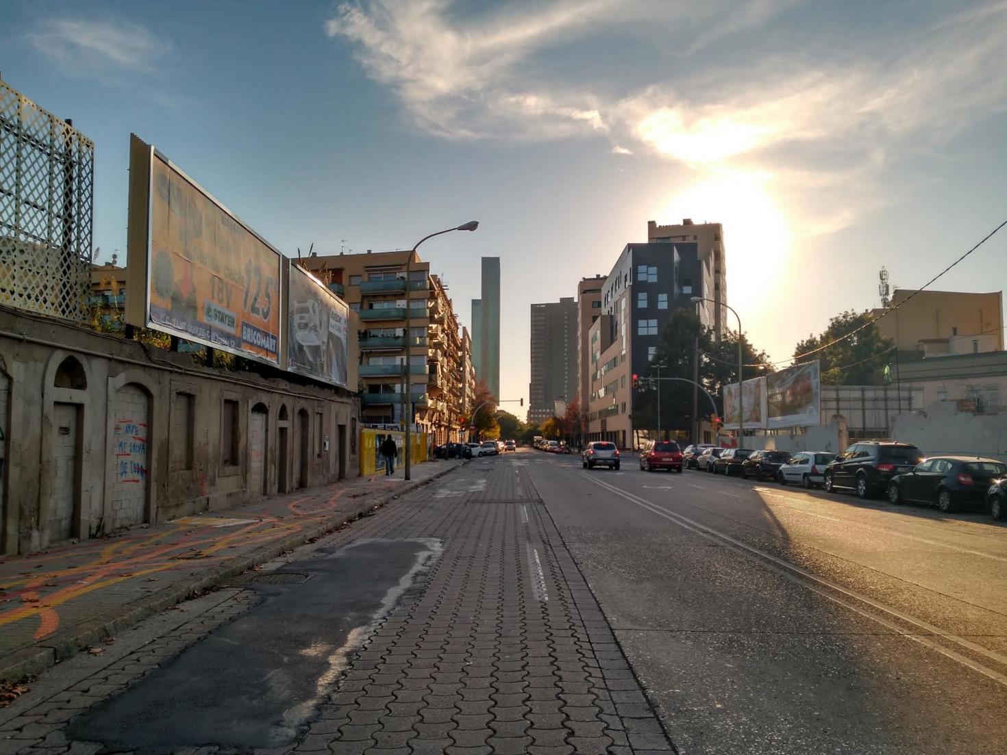 Pere IV Street, Barcelona. Author: Beatriz Guijarro