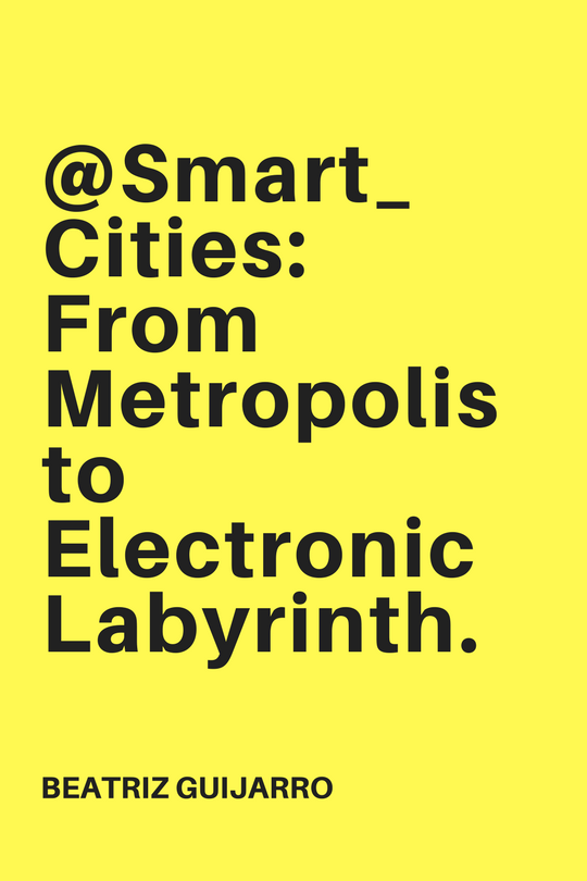 RESEARCH PROJECT   This research is conceived with the objective of tracking the effects of the Smart City discourse in the city of Barcelona, it analyzes the updated of the forms of control and social exclusion inaugurated through the communion of the city and the IoT/E based technologies.