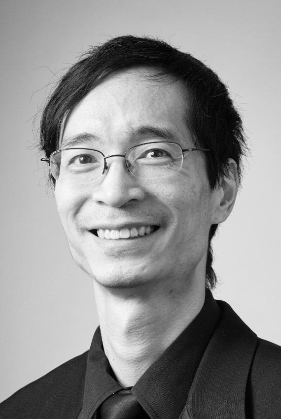 Calvin Tsang - violin