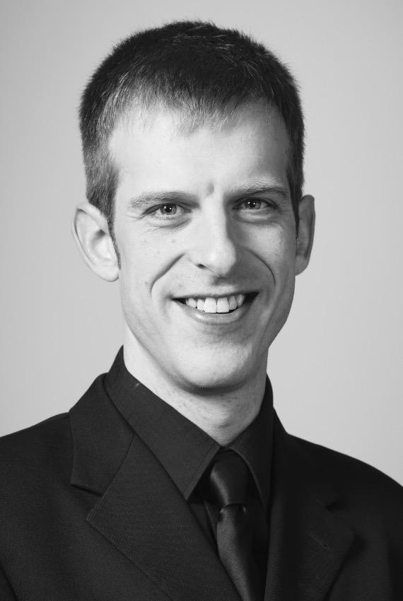 Graham Lord - principal clarinet