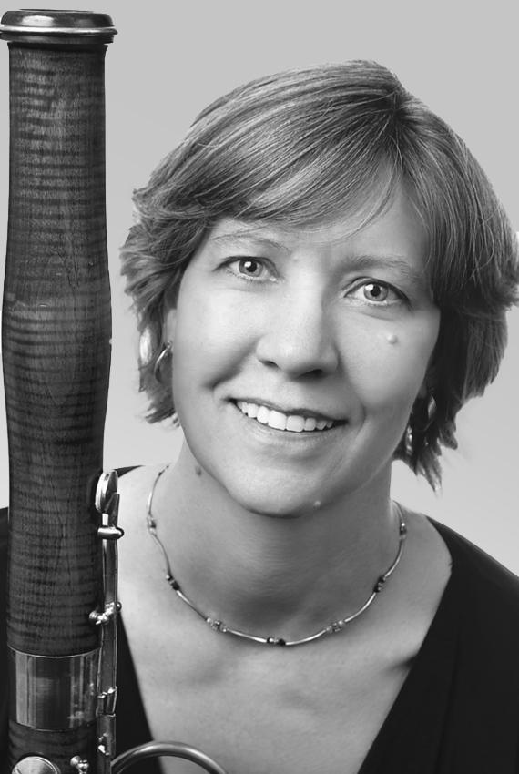 Julie Shier - bassoon