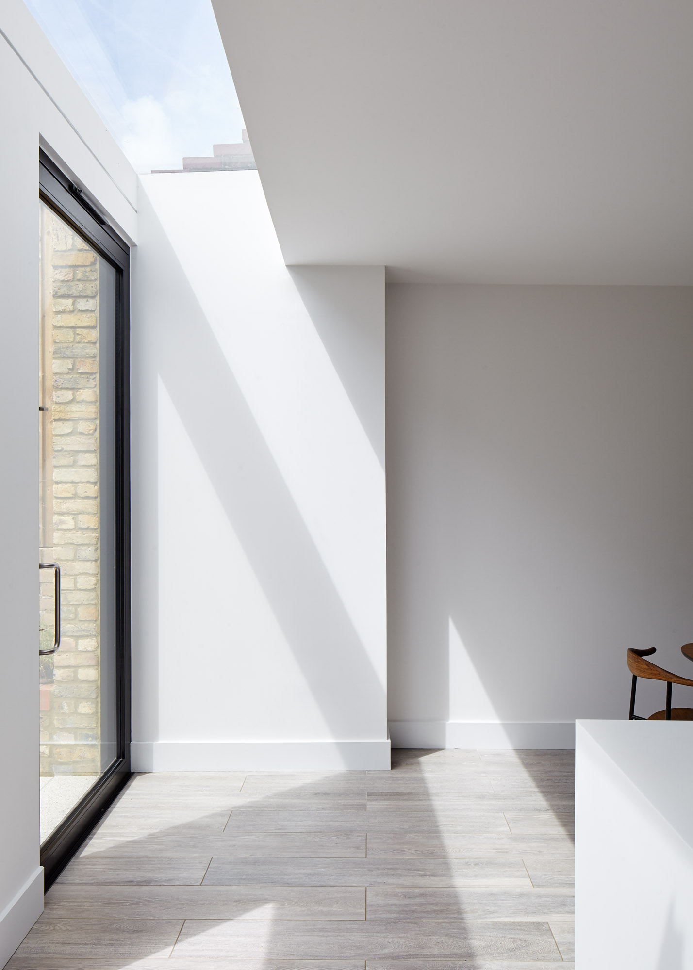 BEECHDALE HOUSE, BRIXTON: PAUL ARCHER DESIGN