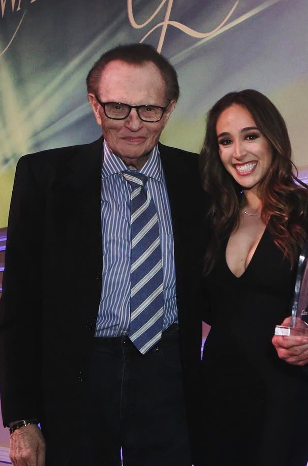 LAPD Police Activities League (PAL) Awards Gala - Honoring larry king