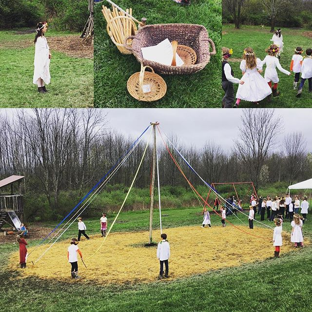 Thanks to all who came to the #MayFaire at the #Ithaca #Waldorf school!