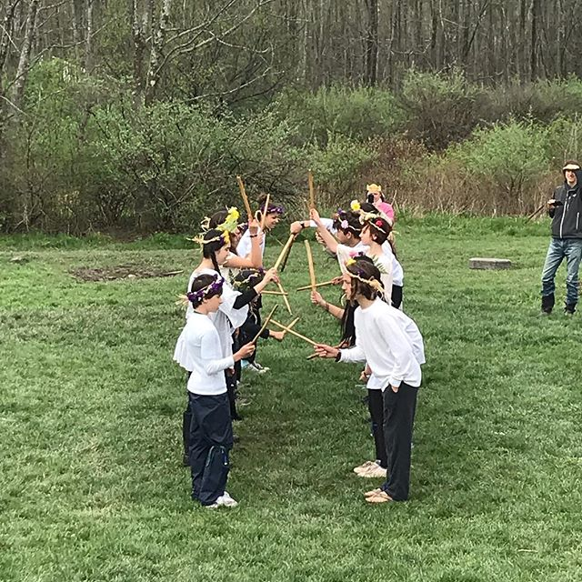 May Day celebrations!  #ithacawaldorfschool