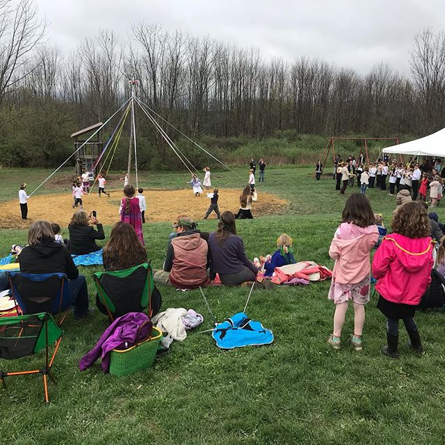 May Day Celebrations #ithacawaldorfschool