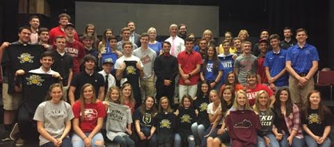 NCC Class of 2017