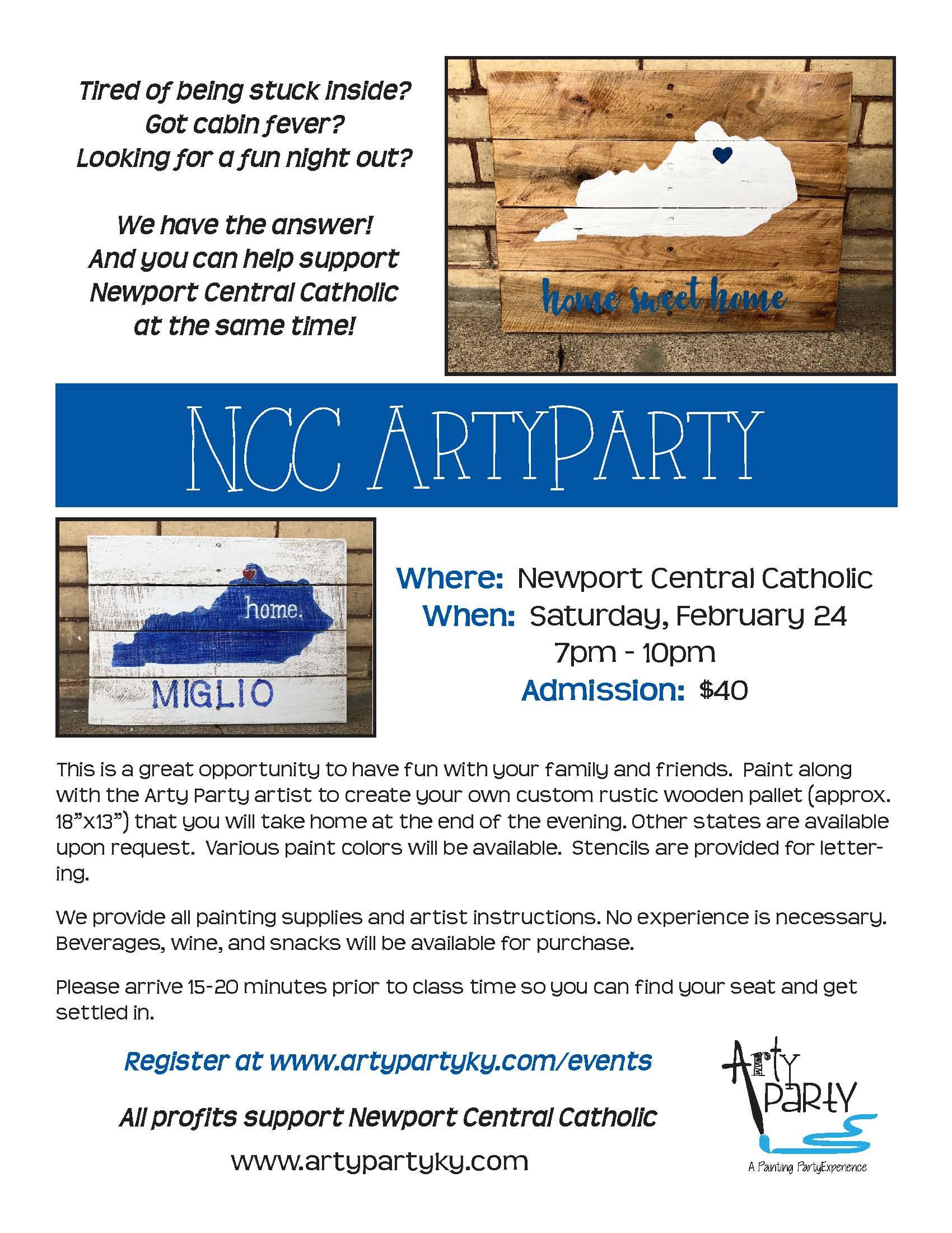 NCC arty party.jpg