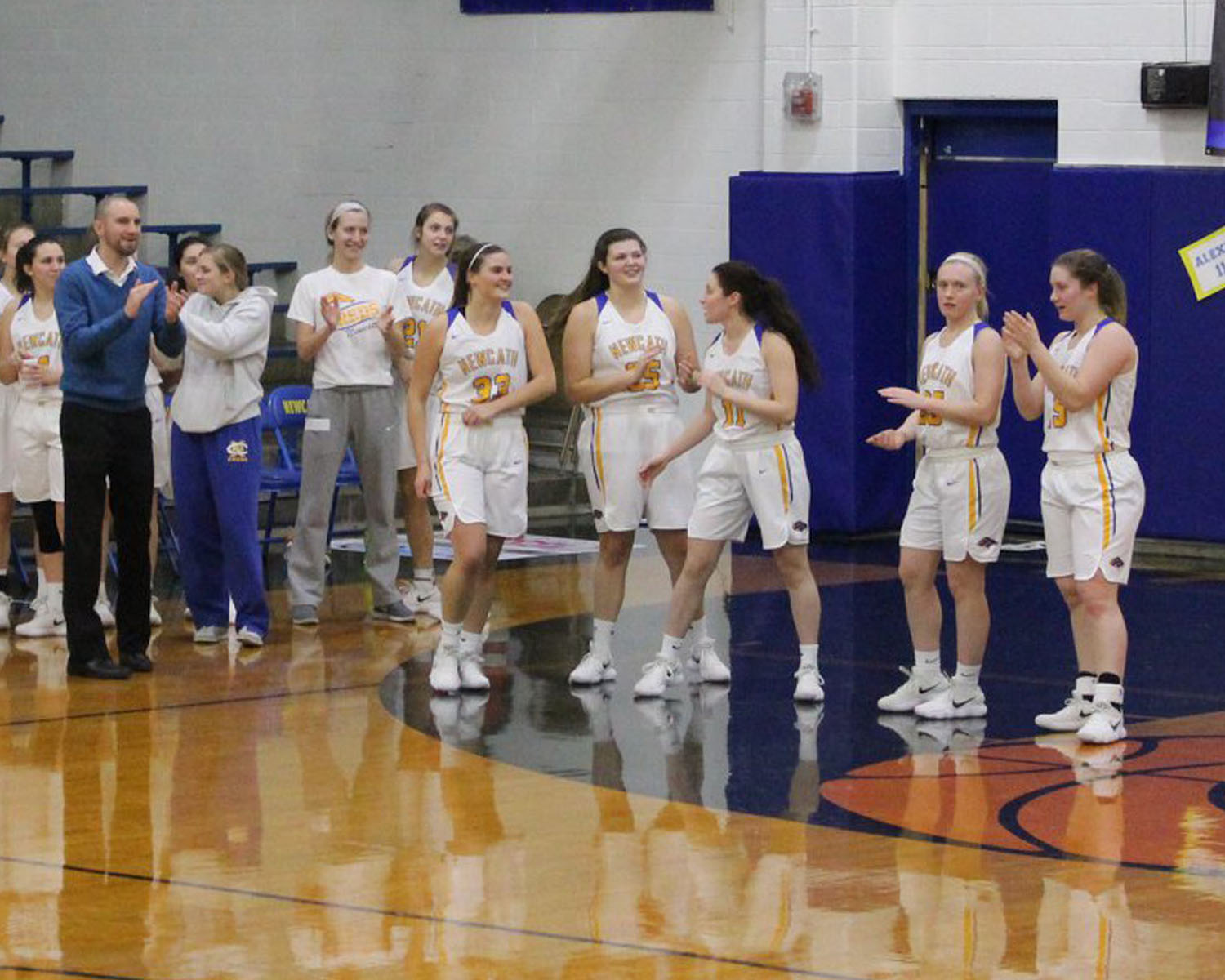 Coach Stoll led the Lady Thoroughbreds to three All A 9th Region Championships, three All A State Semi-final appearances, one All A State Final appearance, one District Championship, and one 9th Region Championship.