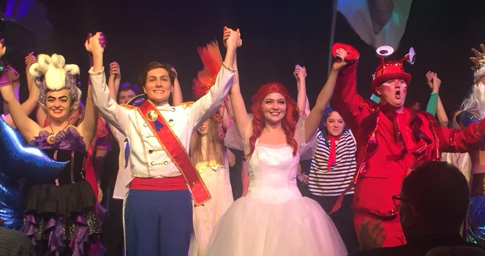 Congratulations to our incredibly talented and amazing student performers and crew on the wonderful performance of Disney THE LITTLE MERMAID.