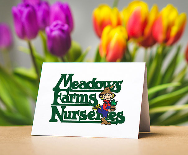 15-    $25 Gift certificate to Meadows Farms- shade trees, deer resistant bushes and grasses
