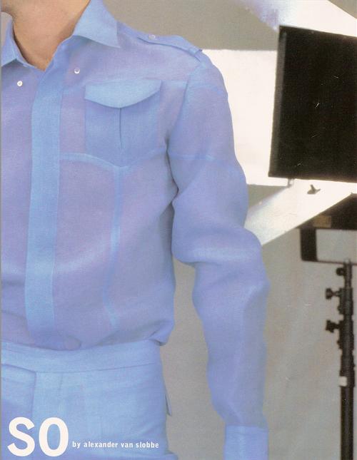 photo Joke Robaard  SO advertisement summer 1997