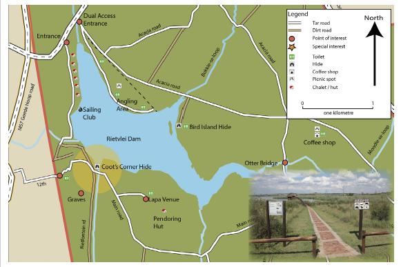 rietvlei-map