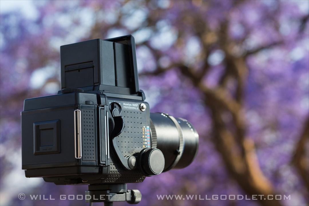 Mamiya RZ67 Pro ii Medium Format Camera
