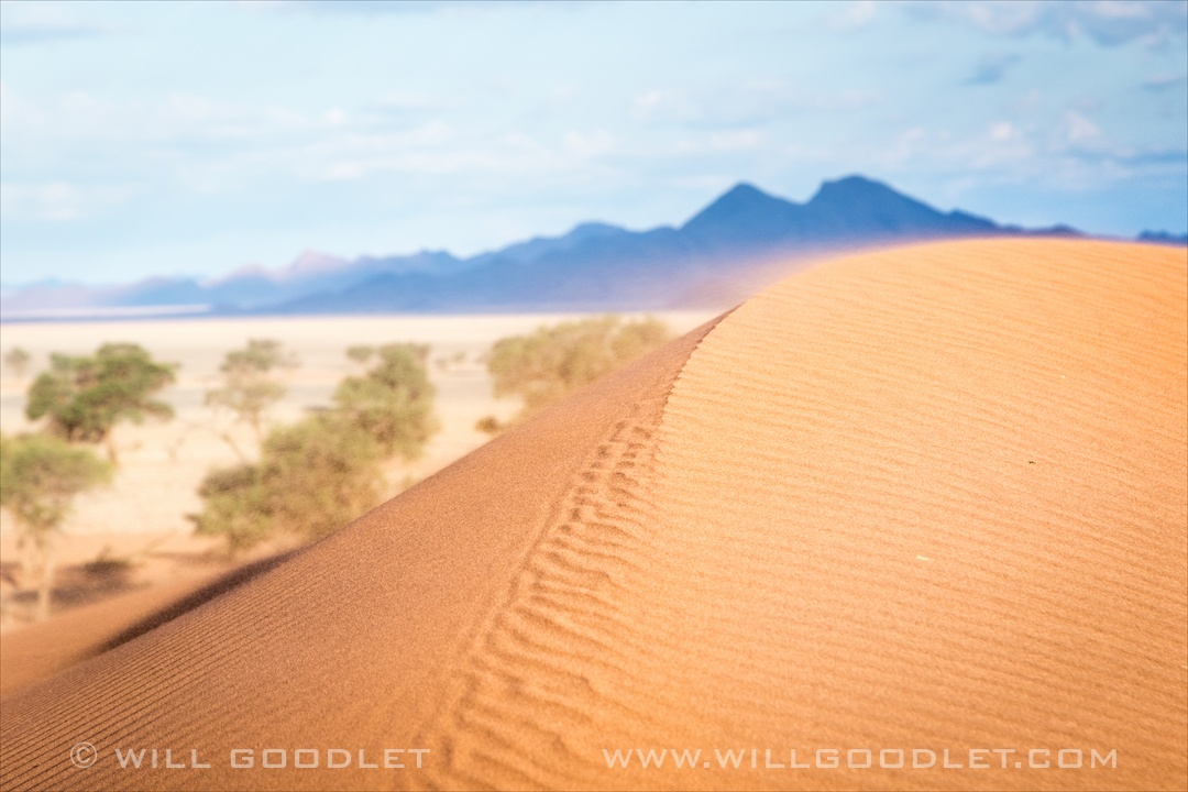 Namibrand Nature Reserve, dunescape