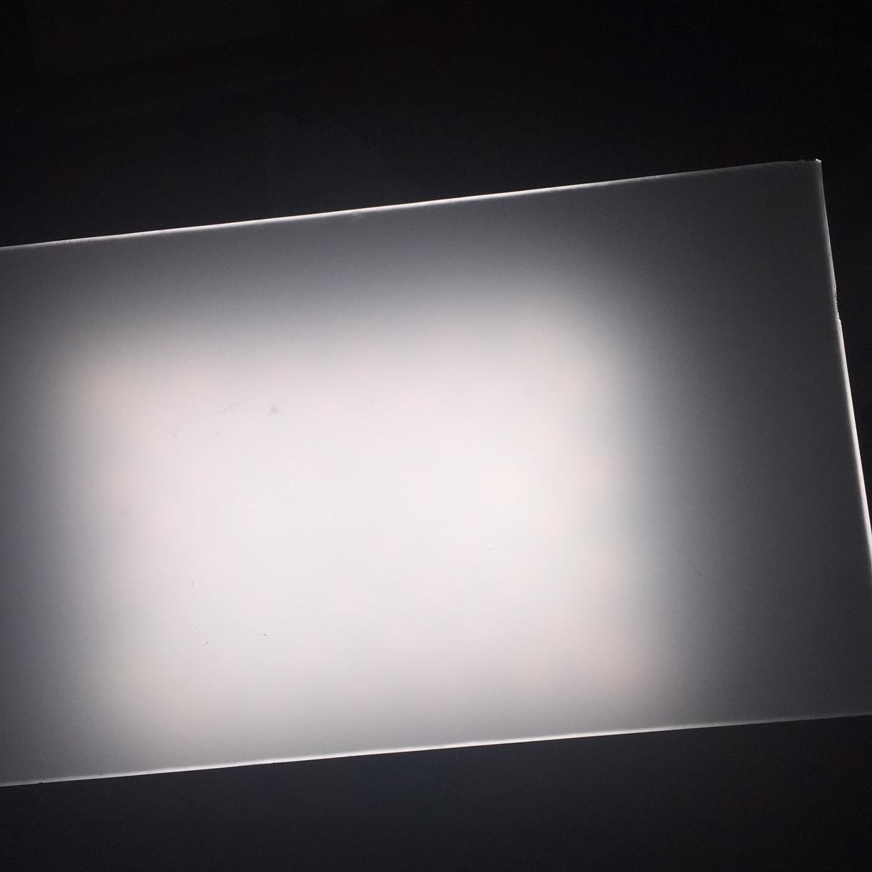 DIY Ground Glass for Film Scanning