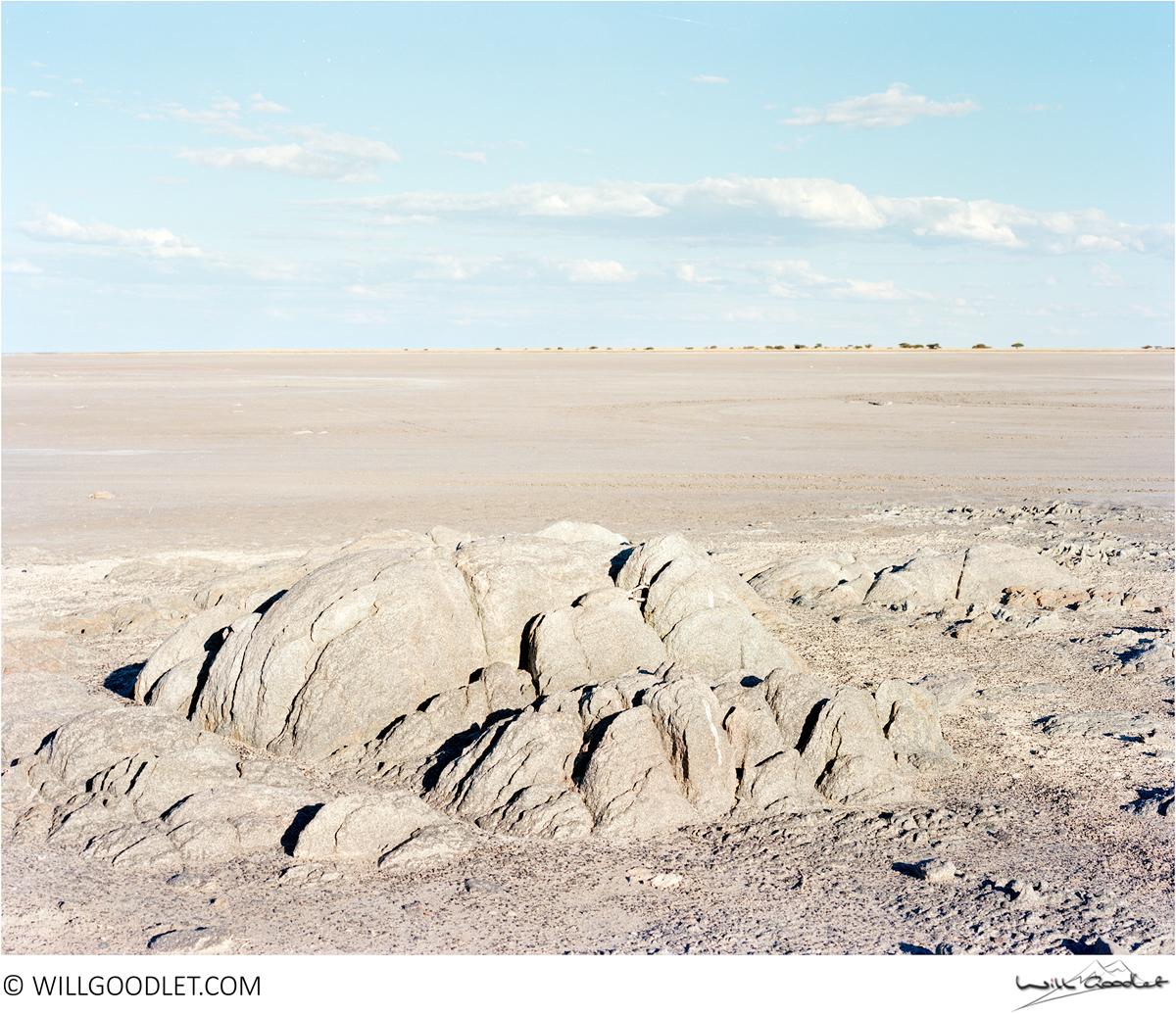 Sea of salt. Mamiya RZ67 Pro ii + 110mm f2.8 Kodak Ektar