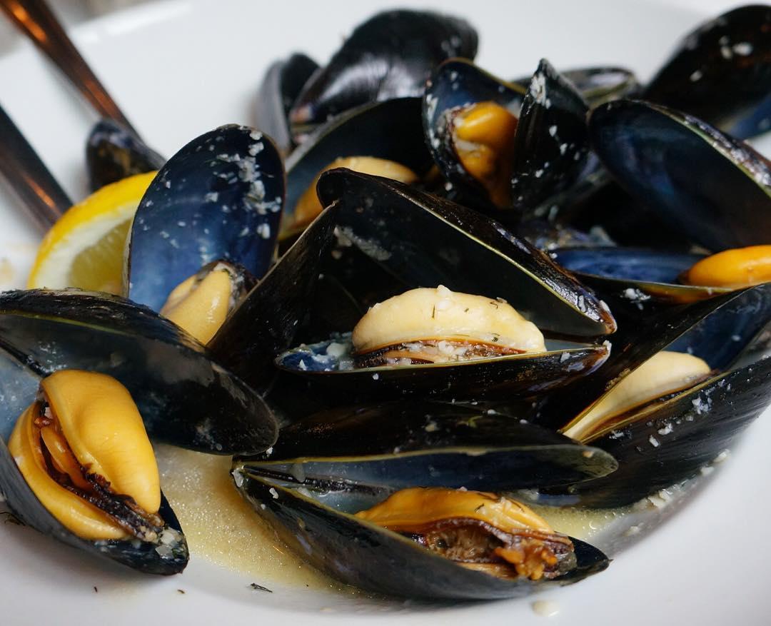Mussels & Fritz