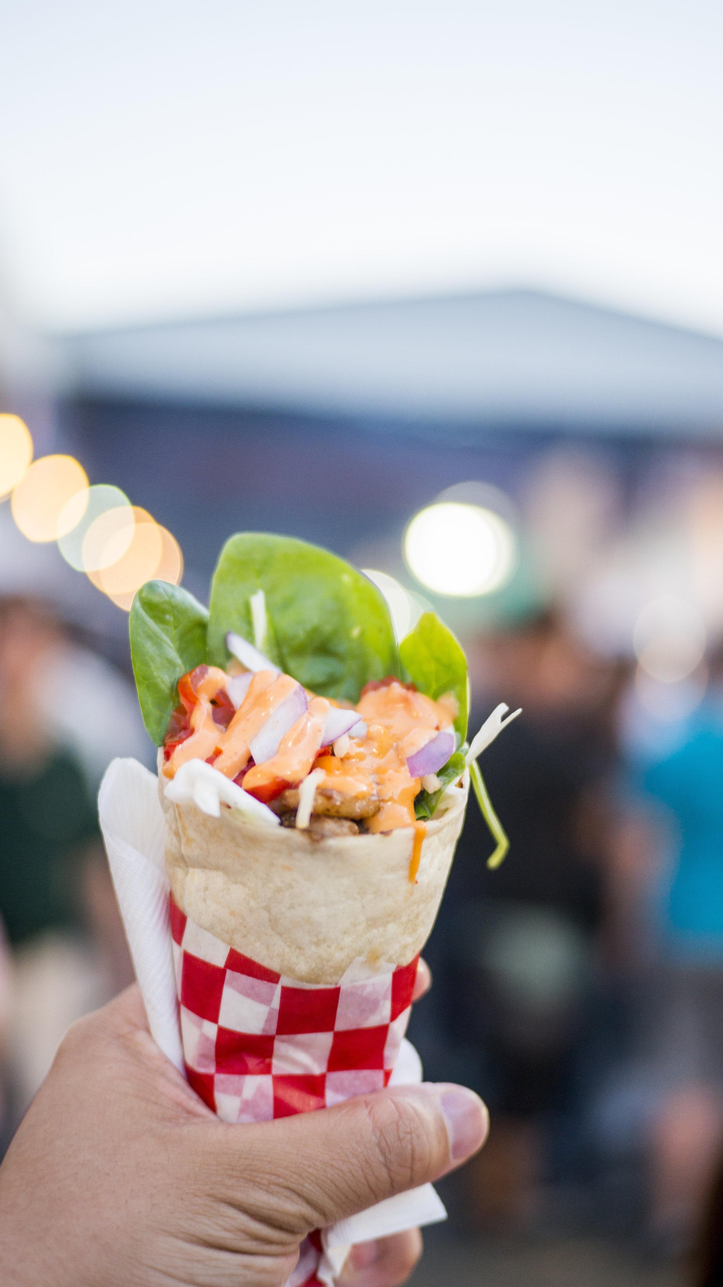 Korean Burrito | Bi Bim Rito