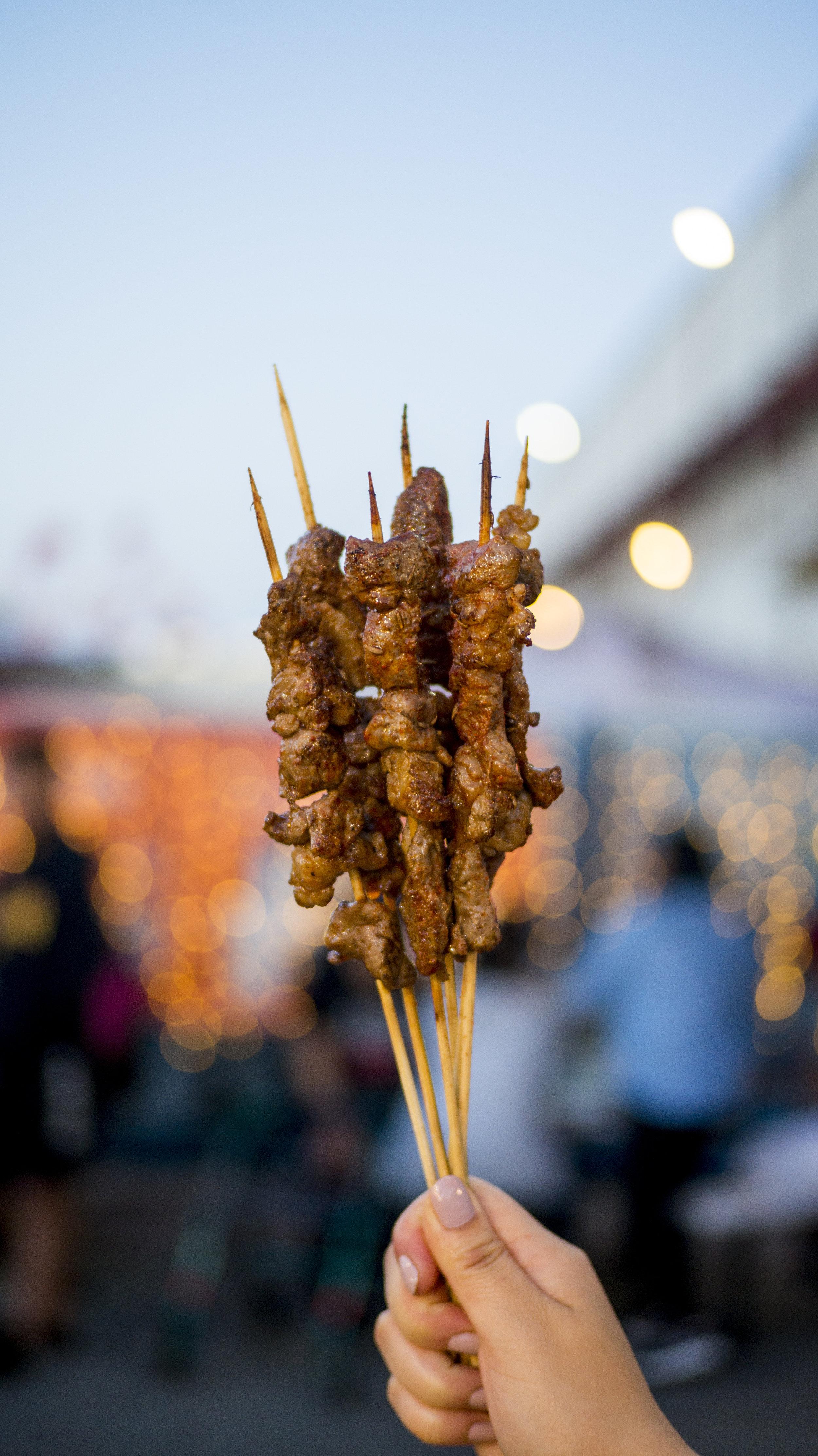 Xin Jiang A Fan Ti Halal BBQ
