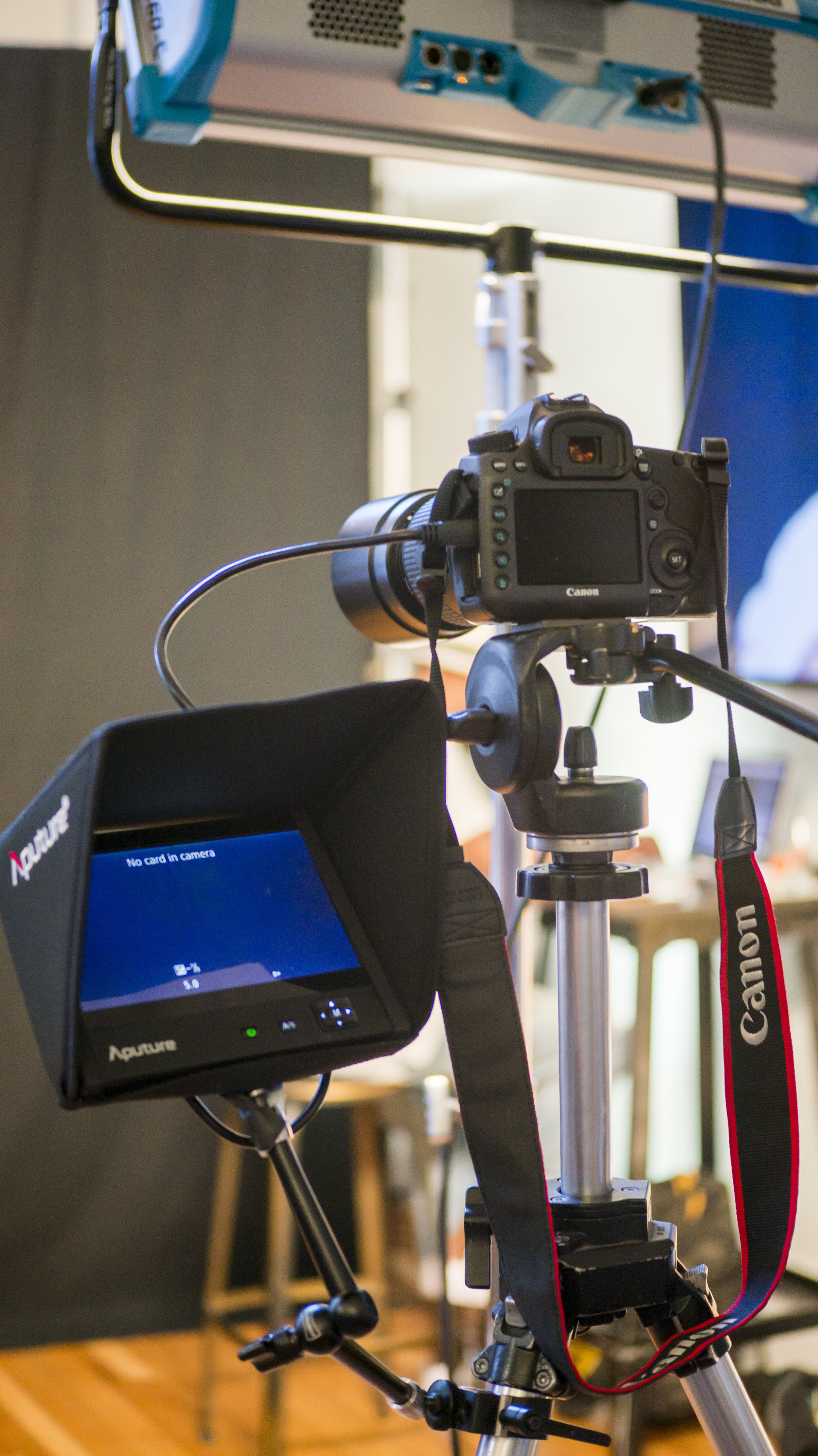 Steve Carty   Camera Setup