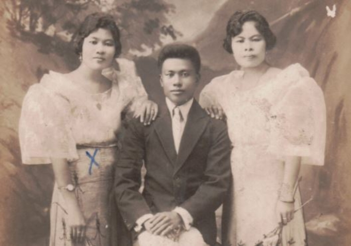 """Natalie Endozo celebrated her family lineage in her carefully crafted album, """"Forever Genealogy Month."""" Check out all her stunning scans  here !"""
