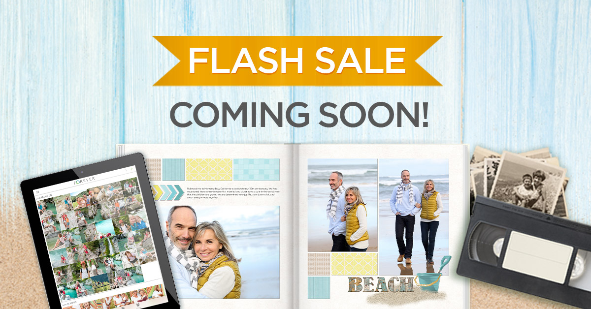 Stay tuned for  MORE flash sales  in the coming days!