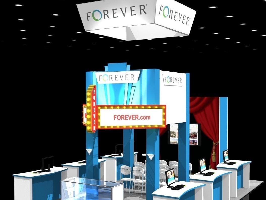 Come visit FOREVER this year at Booth #1117!
