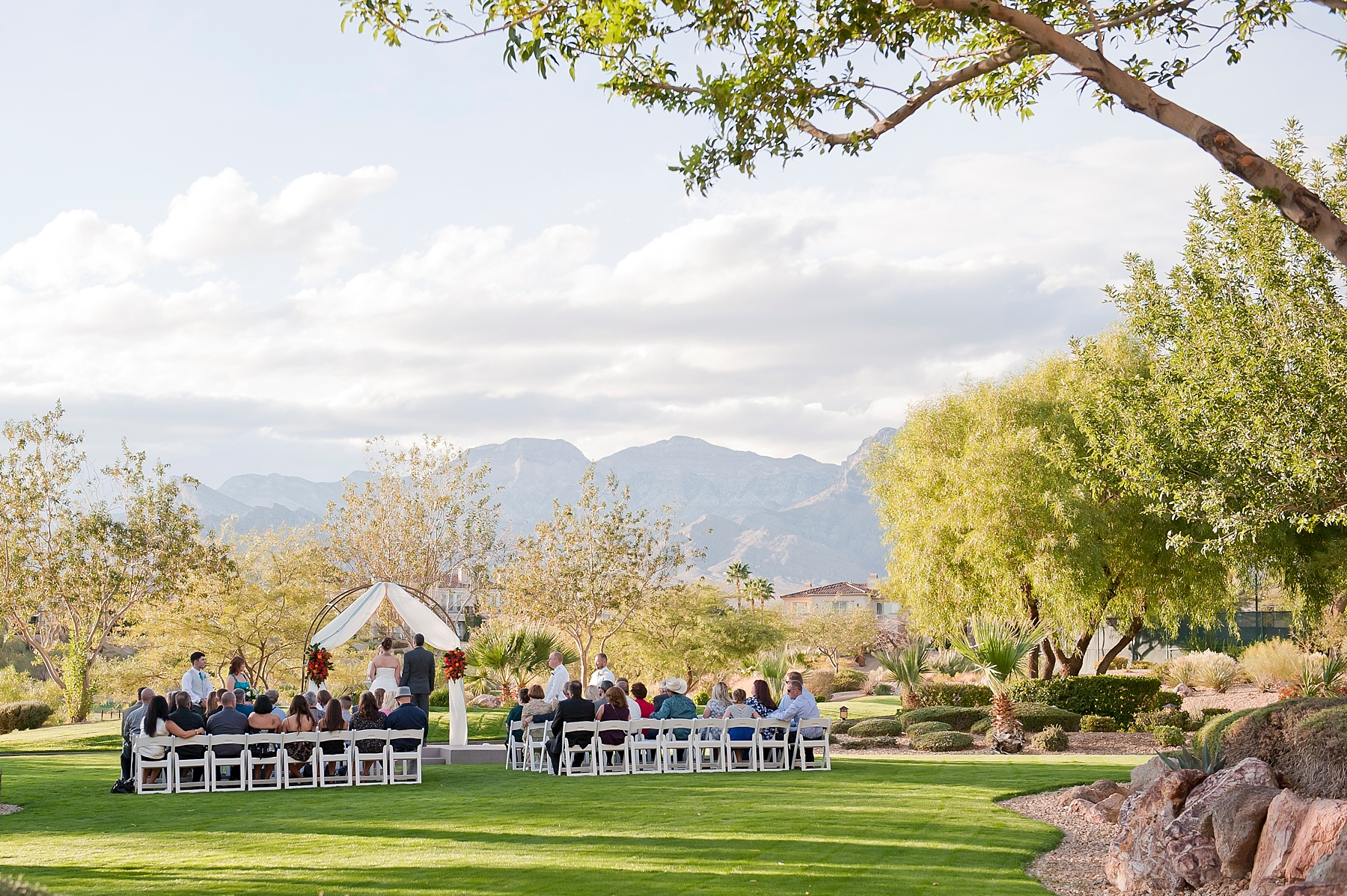 Venue:  Red Rock Country Club