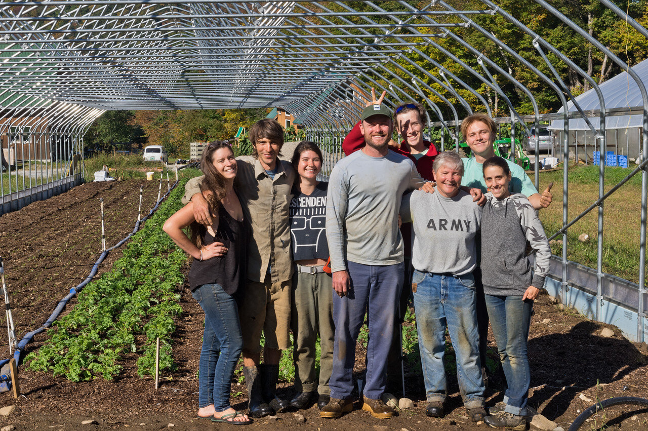 The 2019 team: Kara, Ryan, Grace, Dan, Cindy, Taylor, with Sams in the back… we had a little dinner and award ceremony last week before one of the Sams had to head back to his other life on the west coast… so many great awards were awarded, most notably the Best Employee Named Dan Award going to Sam…. Great job everyone, thanks for such a fun summer season! photo by Adam Ford