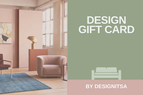 Нашите дизайнери ще създадат мечтаното място за любимите ти хора, а и подаръкът ти ще бъде неотлъчно с тях.  Избери с наша помощ стойността на подаръка и поръчай подаръчна карта.  С нея твоите близки могат да поръчат интериорен дизайн и с помощта на нашите дизайнери да получат своя мечтан дом.