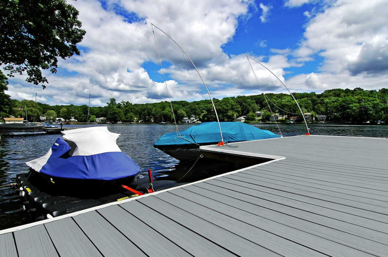 composite dock decking