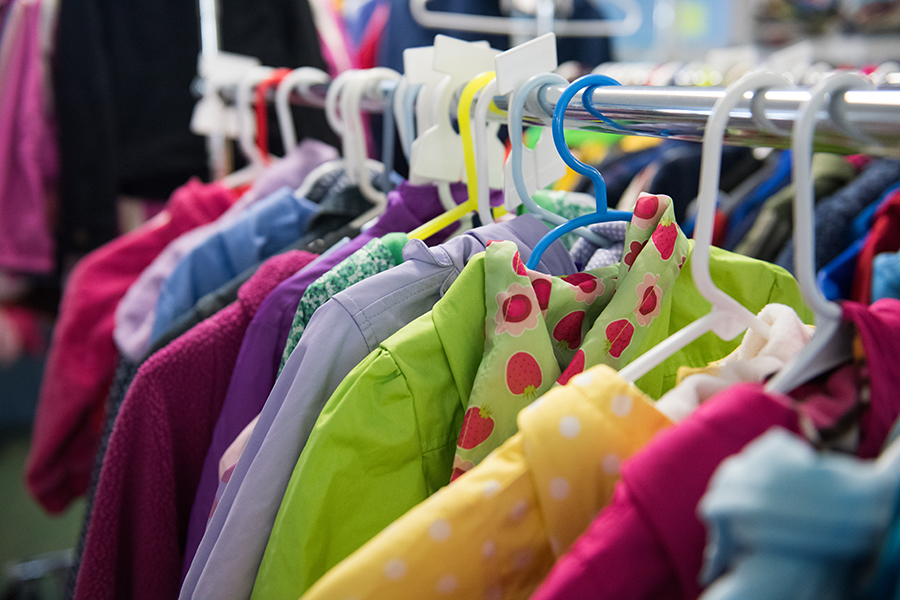 Children's Clothing -