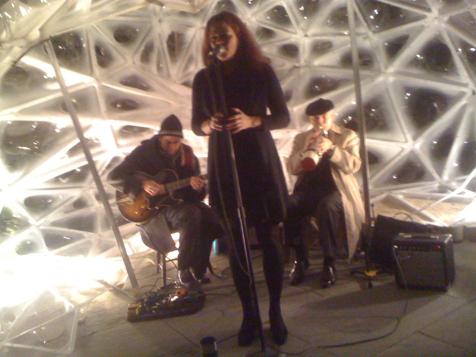 Jenn-Freezing gig.JPG