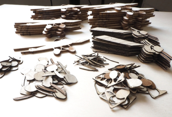 kate rowland laser cut planes