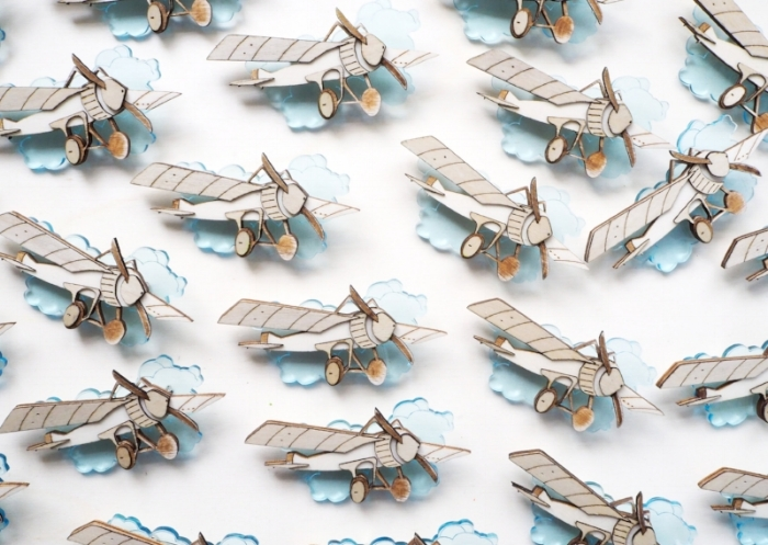 kate rowland aeroplane brooch v&a