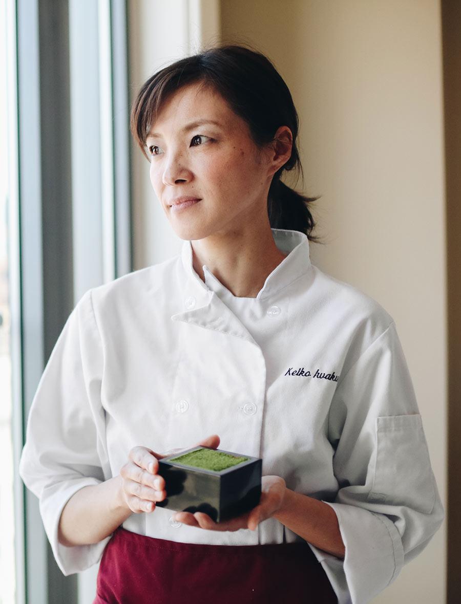 Keiko, Kamakura Pastry Chef