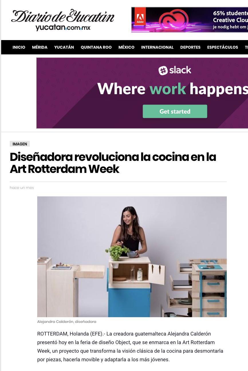 Diario de Yucatán   - México, 2018