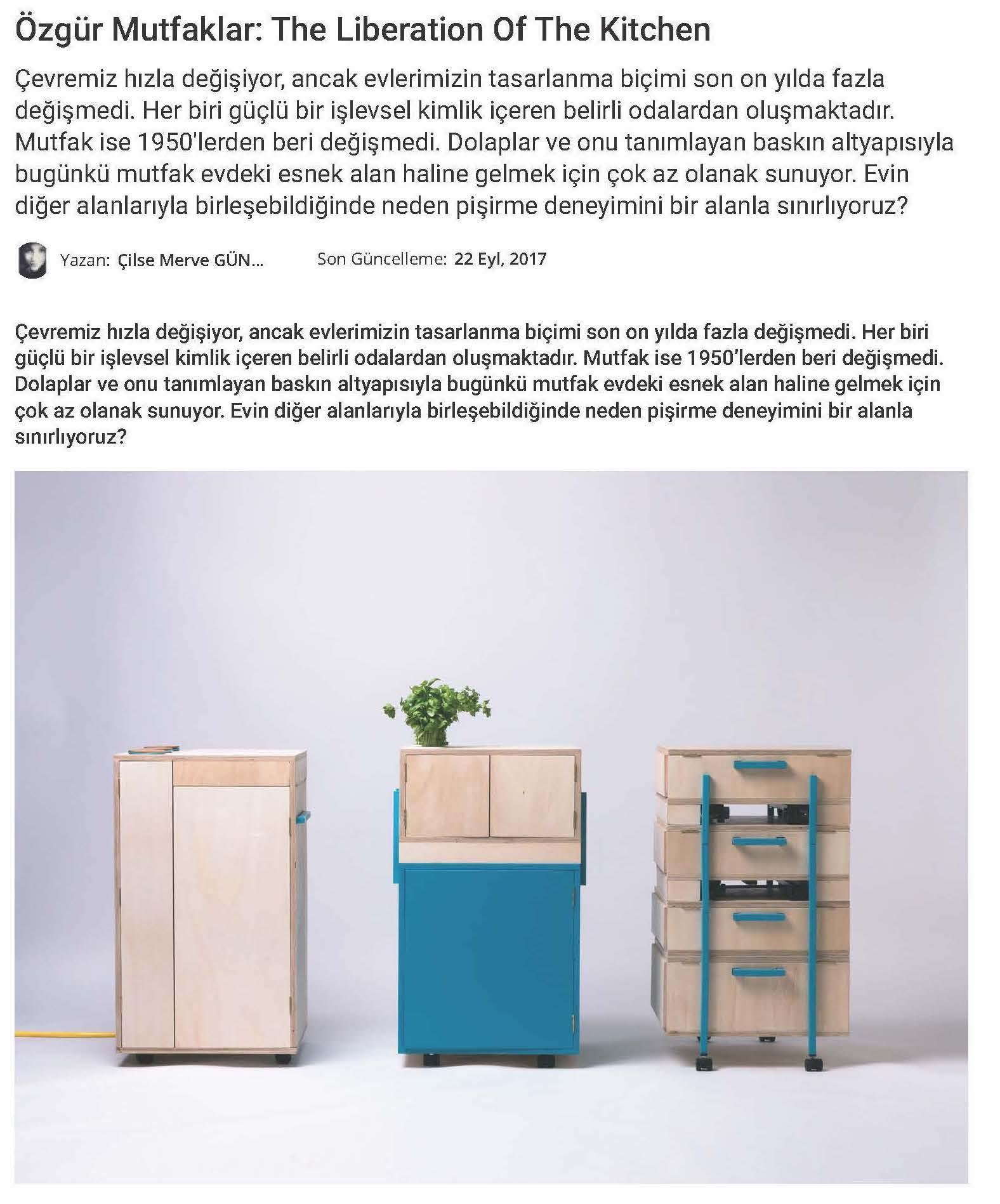 İç Mimarlık Dergisi   - Turkey, 2017