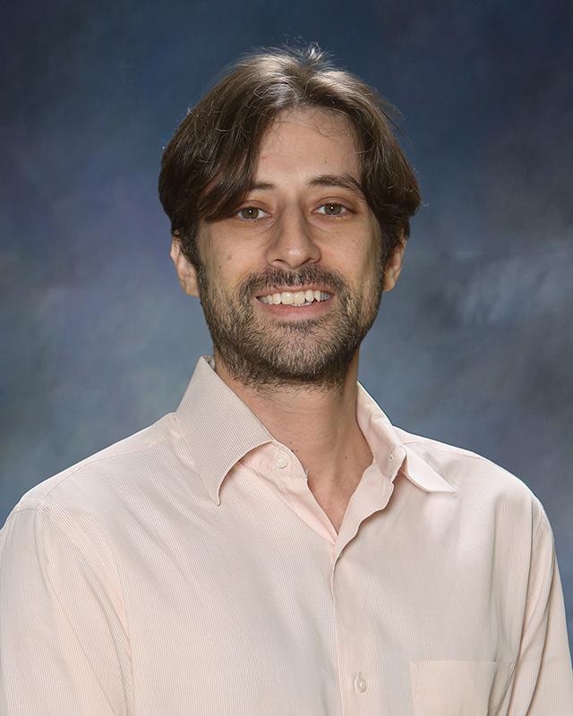 Greg Baeza - Build Mentor & Bridges Physics Teacher
