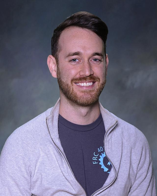 Tyler Peck - Lead Mentor & Bridges Design Teacher