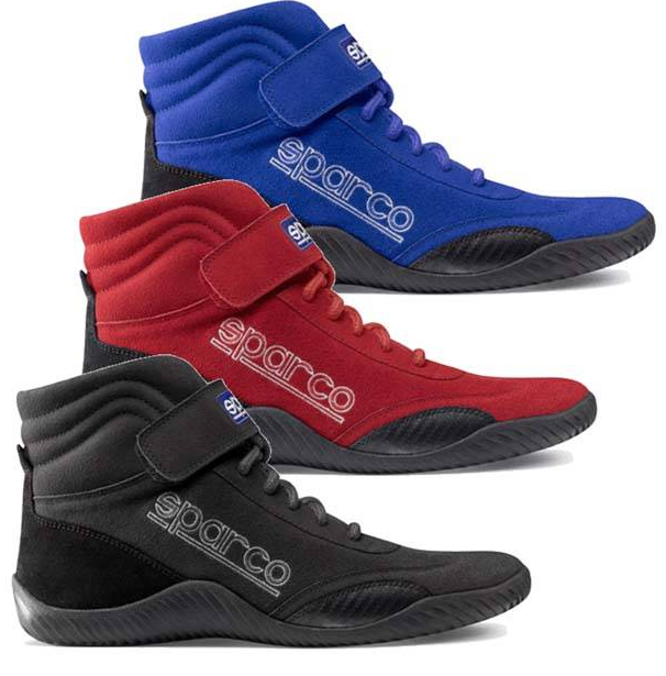 Footwear - Although specific racing shoes are not a requirement at NNKC, other organizations require shoes designed for racing.Racing shoes provide comfort and protection around the ankle.Many vendors including Sparco, Alpine Star, K1 racegear, G-Force, Summit, Zamp Etc.