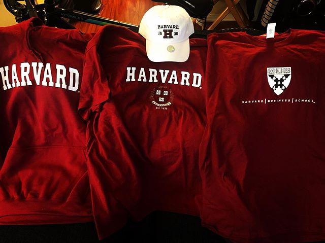 😁My official Harvard gear came today!!! I'm so excited to start this new chapter. The Fall can't get here soon enough!  #harvard #harvardbusinessschoolonline #highereducation #hollywood #losangeles #business #learning #growth #college #MBAProspect #legacy #smalltownkidwithbugdreams #striveforgreatness
