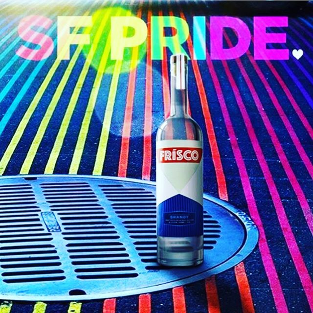 Love is love.  And Frísco is all about good times. Celebrate the one you're with you, beautiful people! #pride #havemorefun