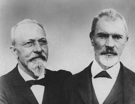 Johann Jakob Bausch & Henry C. Lomb
