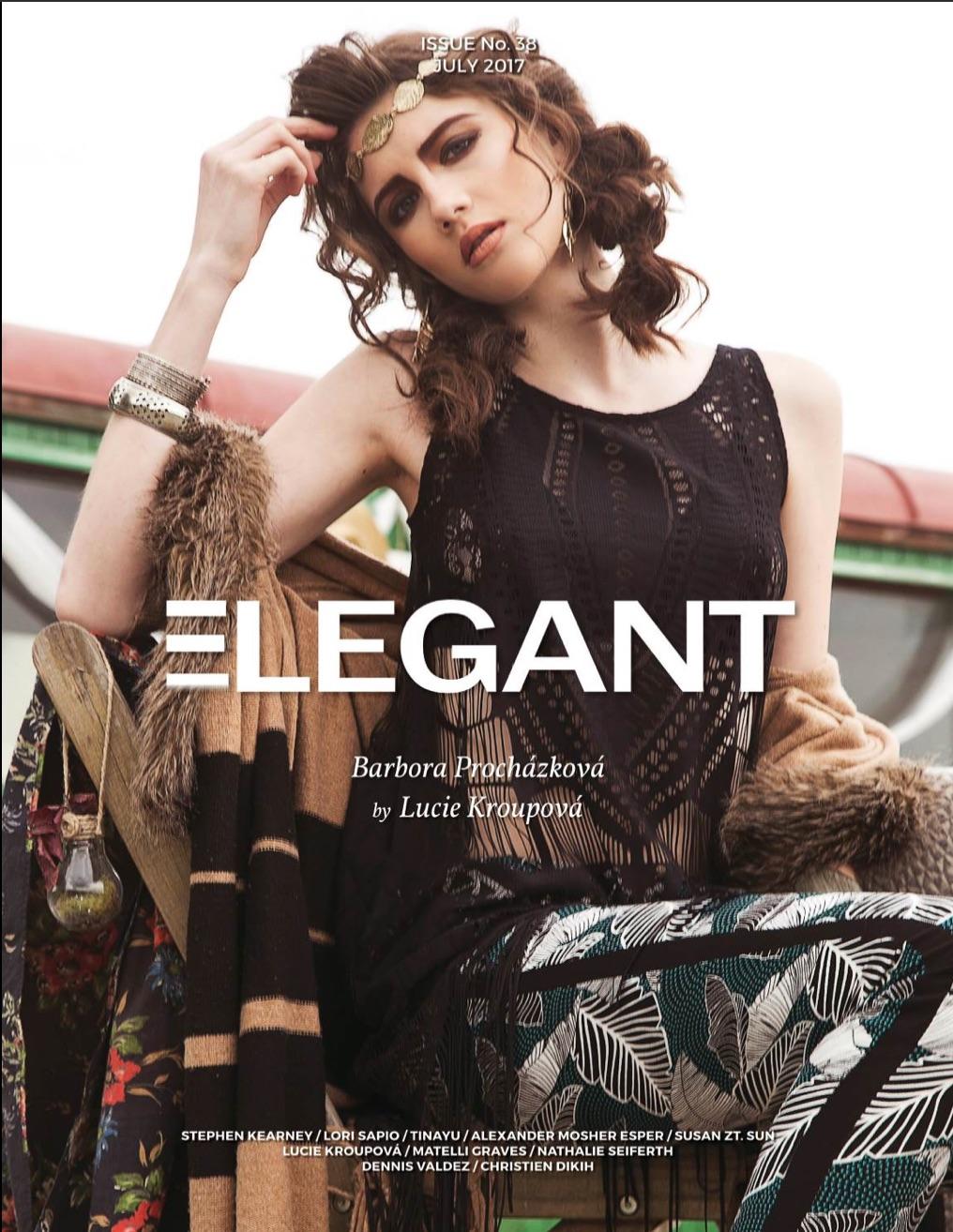 Elegant Mag Isla Campbell Millinery, Kaily Lau, Dennis Valdez, Jolanta Pilinkaite, Annette Gray, Nikki Tipping