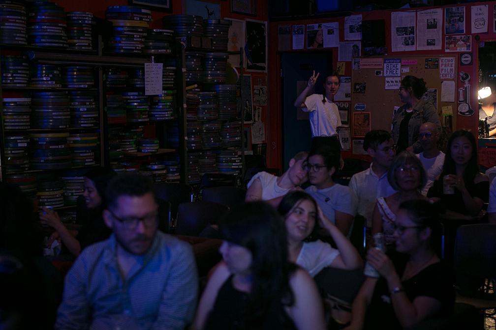 second screening at echo park film center. image credit: seo yun son